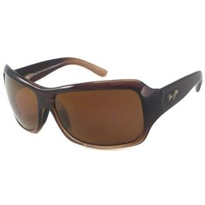 Maui Jim's Palms chocolate and bronze